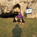 Ausflug zu den Ofnethöhlen
