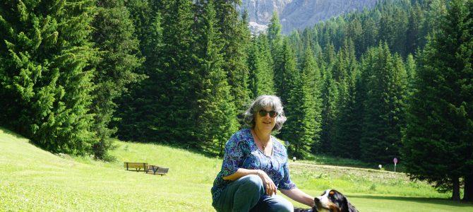Balu war 4 Tage mit uns unterwegs in Südtirol